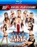 Digital Playground - Fly Girls  (blu-ray)